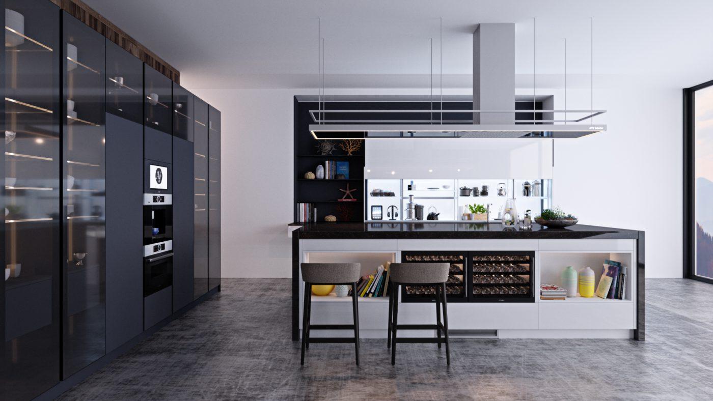 Queen Kitchen Cabinet Avy Interior