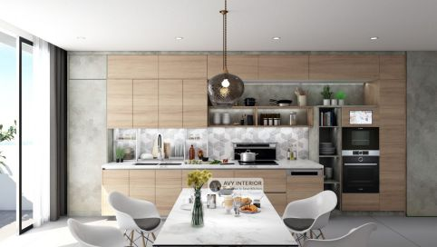 EVA KITCHEN CABINET